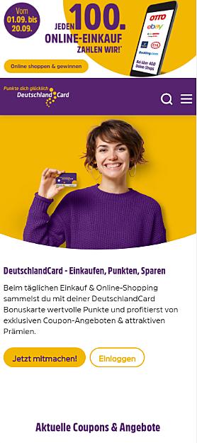 Deutschland Card 1
