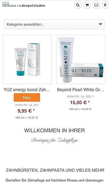 N+W Zahnputzladen GmbH 1