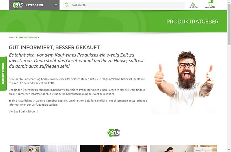 0815 Online Handel GmbH 3