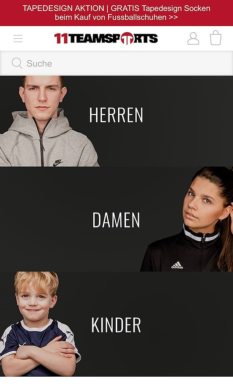 11teamsports AT GmbH 1