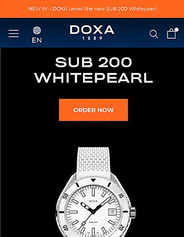 Doxa Watches 1