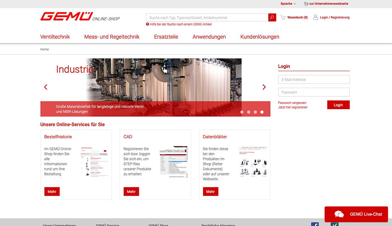 Gebrüder Müller Apparatebau GmbH & Co. KG (GEMÜ) 1