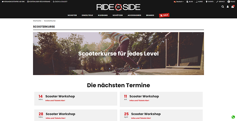 Rideside 5