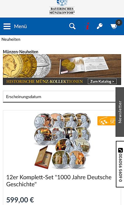 Bayerisches Münzkontor 3