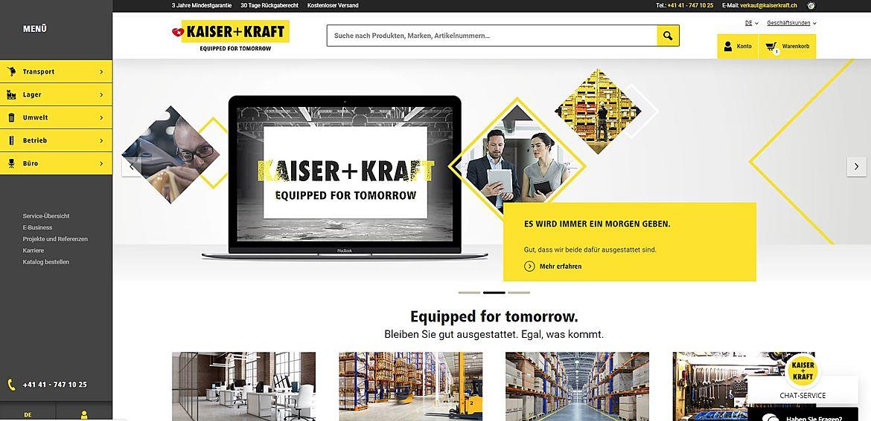 Kaiser + Kraft  1