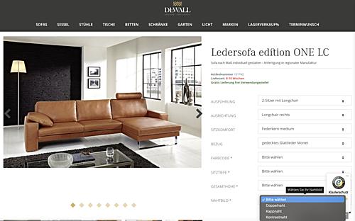 Dewall-Design