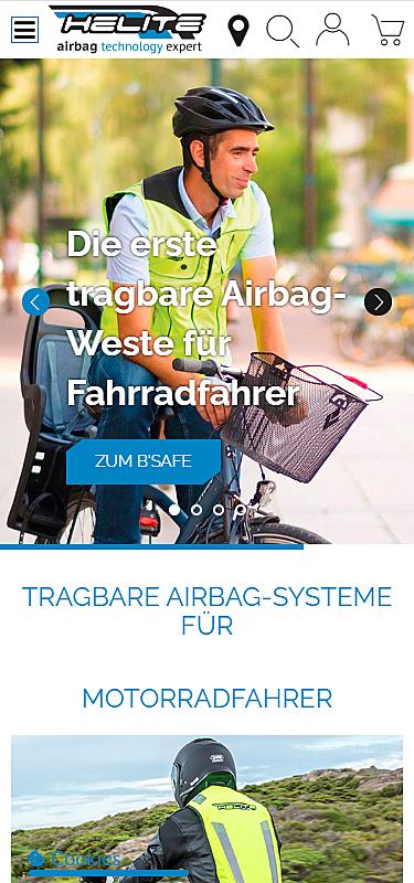 Helite Airbag Systeme Deutschland 1