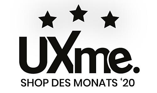 UXme Shop des Monats Januar