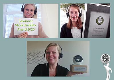 Gewinner beim Shop Usability Award 2020 - Susanne Menke von Schüco im Interview