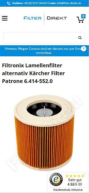Filter Direkt 4