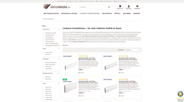 REESE Kehlleisten GmbH 6