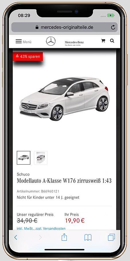 Mercedes Originalteile 3