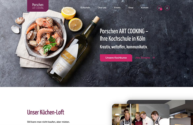 Porschen Art Cooking 1