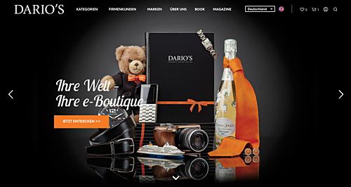 DARIO'S e-Boutique