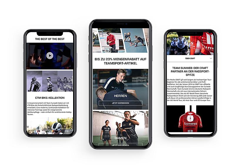 www.craft-sports.de 3