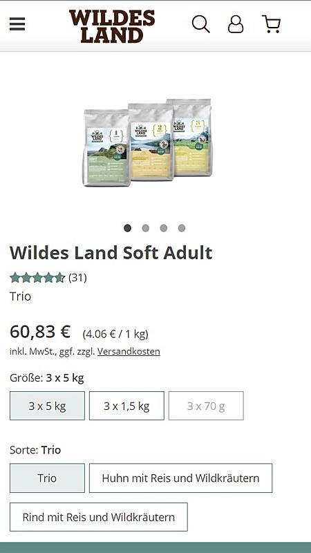 Wildes Land 3