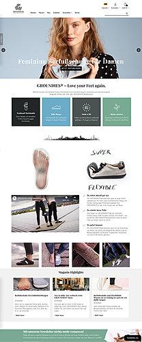 GROUNDIES - Urban Barefootwear