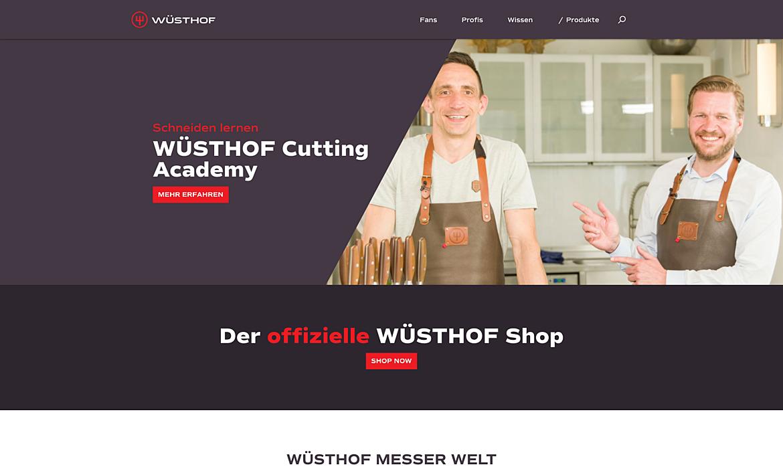 WÜSTHOF - 200 Jahre Messer made in Germany, Solingen 1