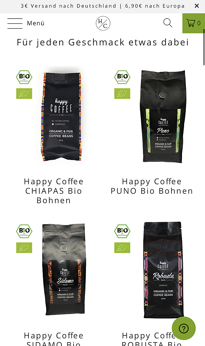 Happy Coffee 2