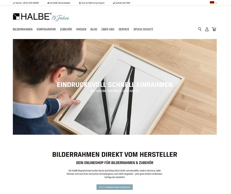 HALBE-Rahmen 3