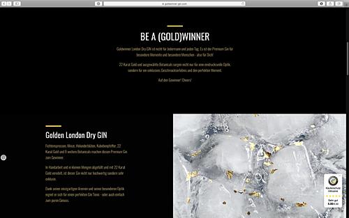 Goldwinner Gin