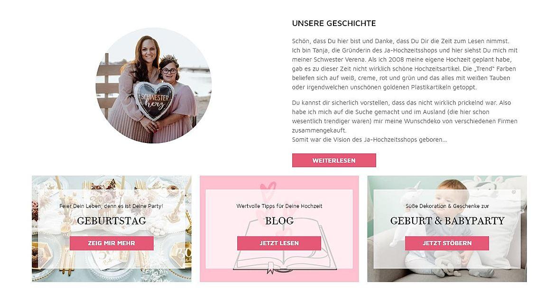 Ja-Hochzeitsshop GmbH & Co. KG 3