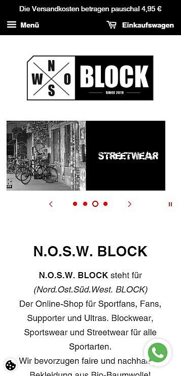 N.O.S.W. BLOCK 1