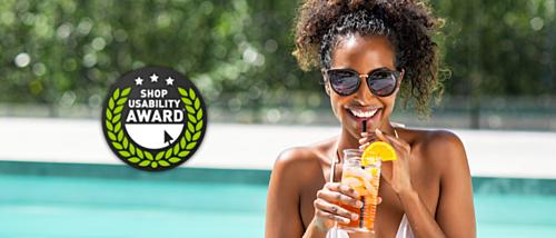 Shop Usability Award 2021: mit edlen Tropfen zum Erfolg