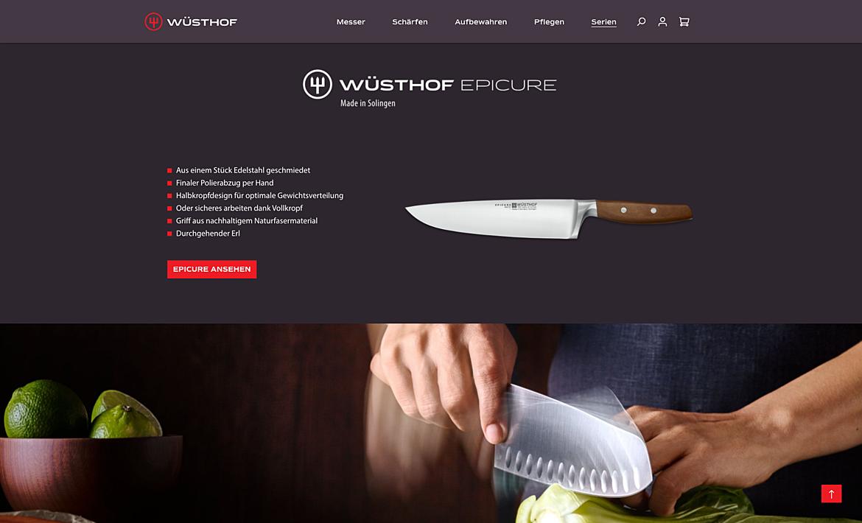 WÜSTHOF - 200 Jahre Messer made in Germany, Solingen 2