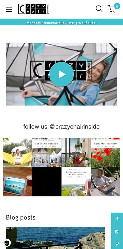 Crazy Chair 2