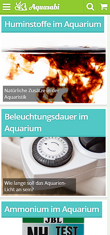 Aquasabi 6