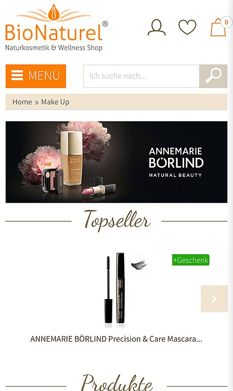 BioNaturel Naturkosmetik Online Shop  3
