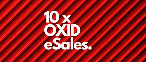 OXID eSales startet mit Norisk und top Referenzen