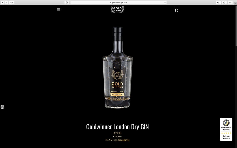 Goldwinner Gin 2