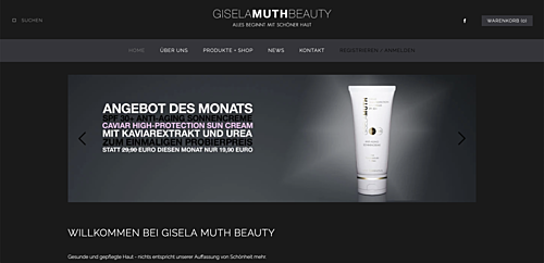 GISELA MUTH BEAUTY