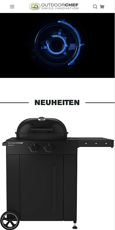 Outdoorchef AG 1