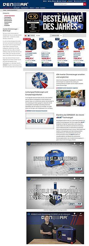 DENQBAR Online-Shop 4