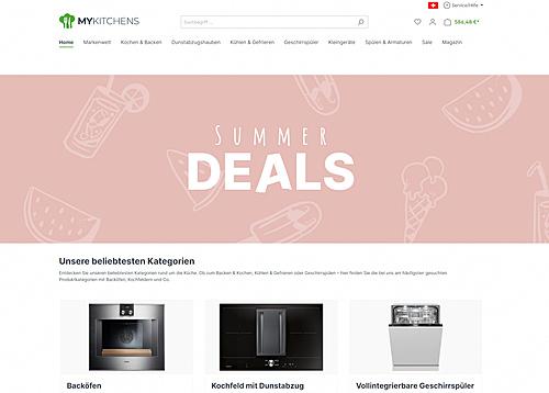 Mykitchens.de - Ihr premium Fachhändler rund um die Küche!