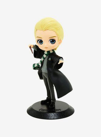 Action Figure Harry Potter Q Posket Draco Malfoy