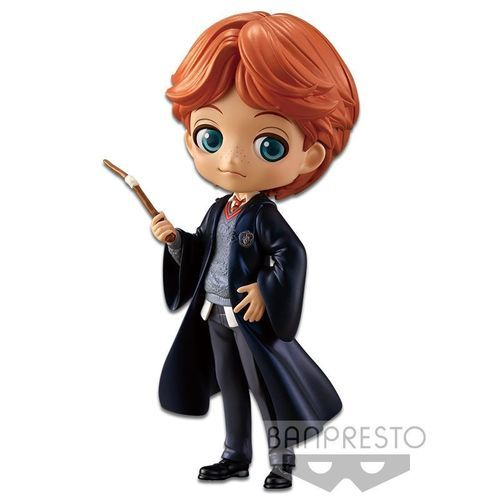 Action Figure Harry Potter Ronald B Weasley Q Posket