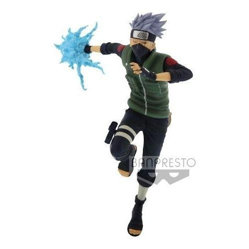 Action Figure Shippuden Kakashi Hataki