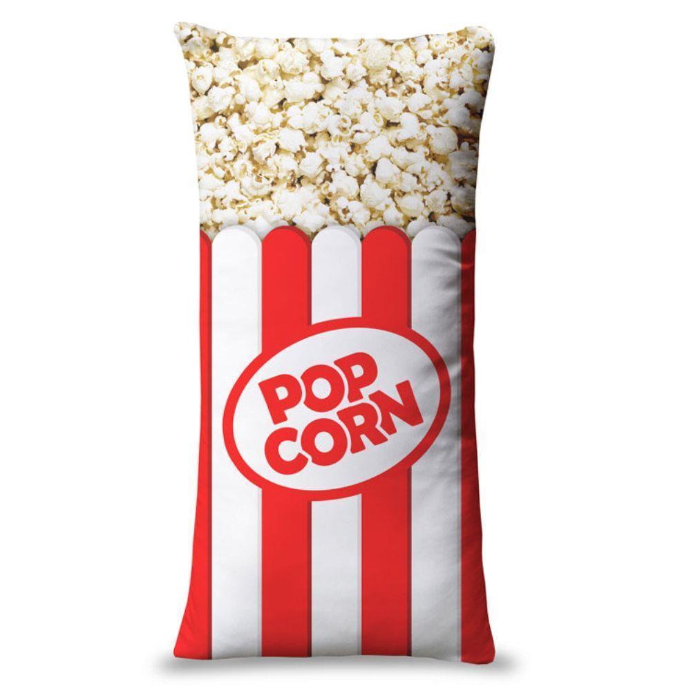 Almofada Popcorn Pipoca - 36 x 18 cm