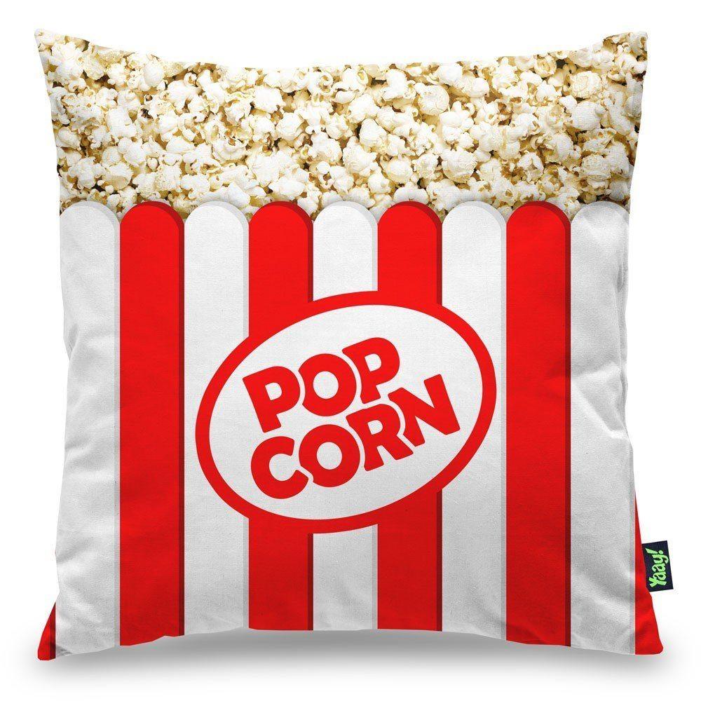 Almofada Popcorn Pipoca - 40 x 40 cm