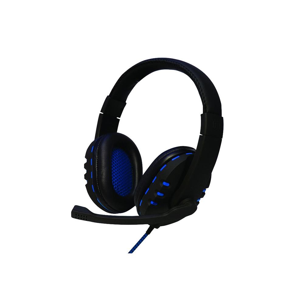 Fone De Ouvido Headset Gamer Microfone Usb Hs206 Preto Oex