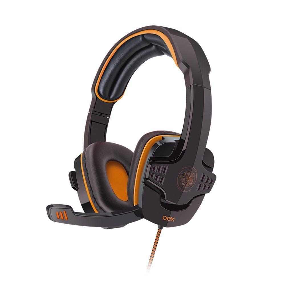 Fone Ouvido Headset Gamer Target Hs203 Usb Sorround 7.1 Oex