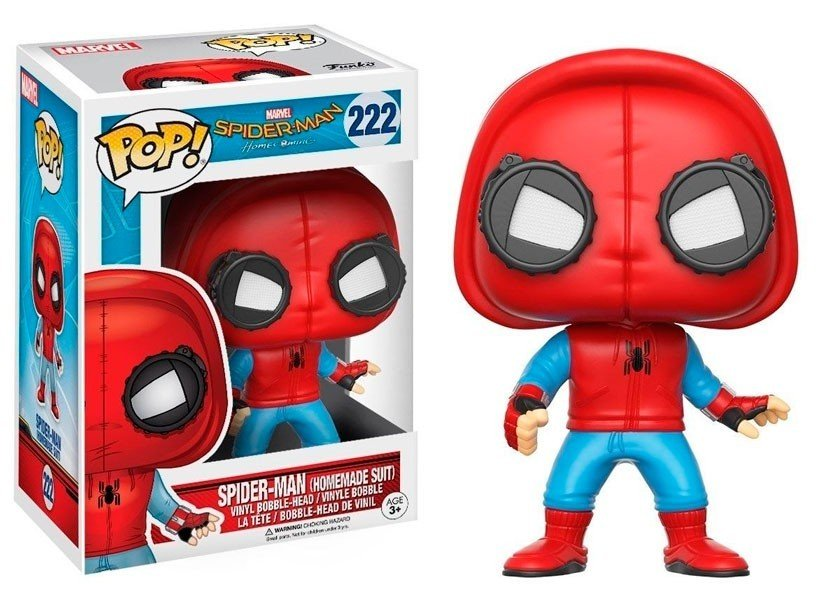 Funko Pop Marvel Spiderman Proto