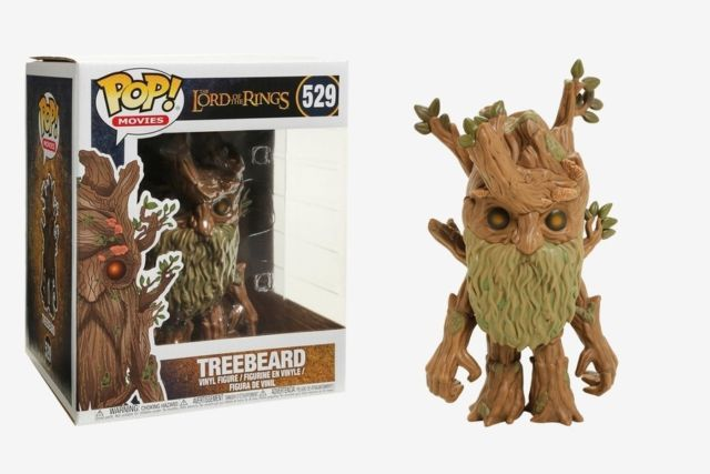 Funko Pop Movies Lotr Hobbit Treebeard