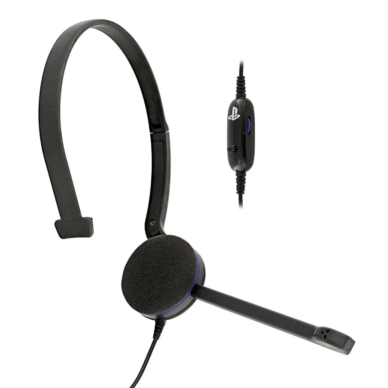 Headset Chat PS4 - Powera