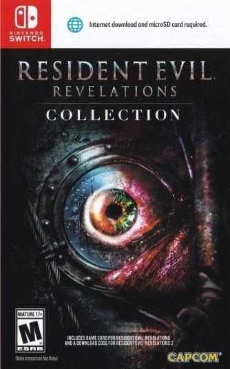 Jogo Nintendo Resident Evil Revelations Collection