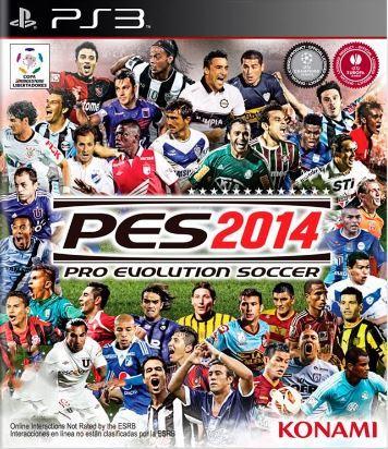 Jogo PS3 Usado Pro Evolution Soccer 2014